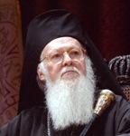 Sa Sainteté le Patriarche Bartholomée 1er