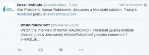tweet Rabinovich