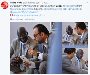 Afrikanews.9.11.2017