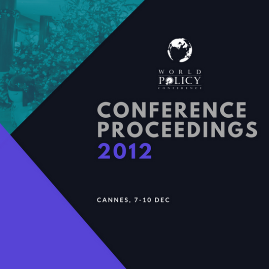 2012 Conference proceedings