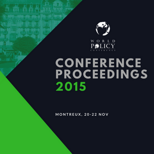 2015 Conference proceedings
