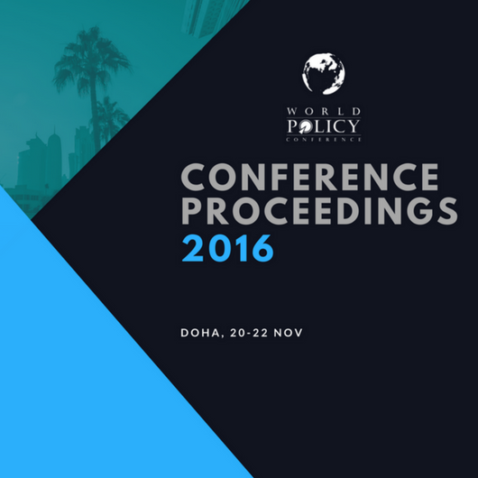 2016 Conference proceedings