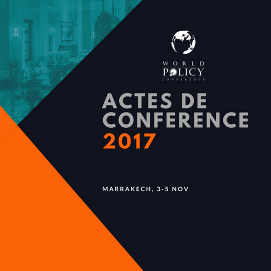 Actes de conférence 2017