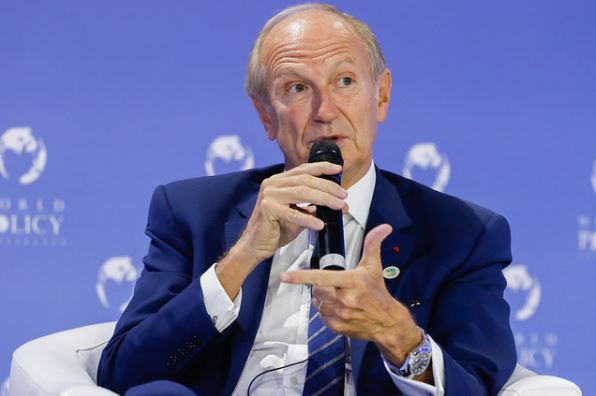 Jean-Paul Agon, CEO of L'Oréal