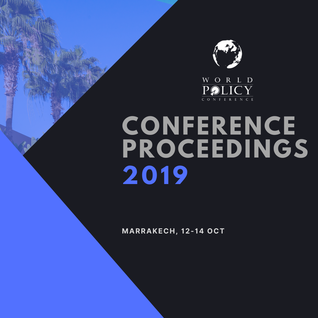 2019 Conference proceedings