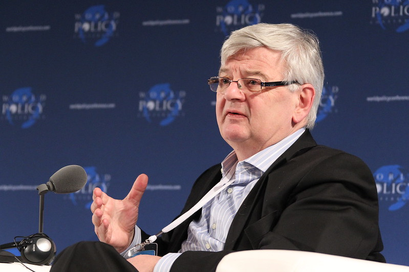 WPC 2011, Vienna, December 11 - Joschka Fischer, former German Minister of Foreign Affairs. (Credit: World Policy Conference)