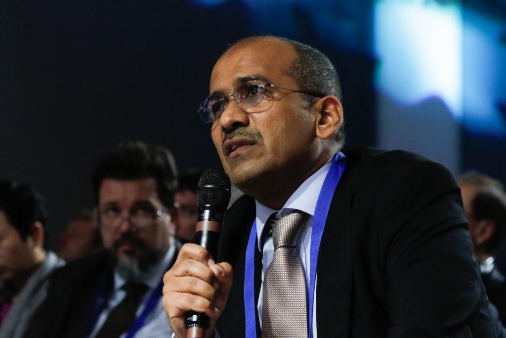 Manaf Al-Hajeri at the WPC 2015 in Montreux