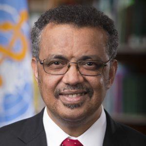 Tedros Adhanom Ghebreyesus WPC – Health