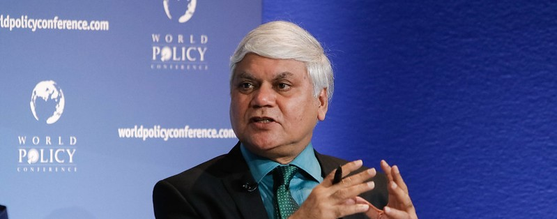 Narendra Taneja at 2015 WPC_header